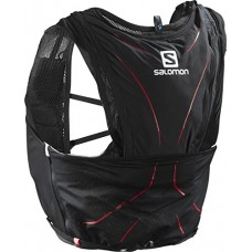 Salomon Adv Skin 12 Set Black, Medium/Large