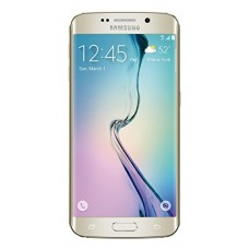 Samsung Galaxy S6 Edge 64GB, Gold Certified Pre-owned Prepaid Carrier Locked - (T-Mobile)
