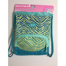 skechers draw string bag