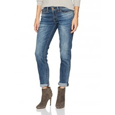 Signature by Levi Strauss & Co. Gold Label Women's Low Rise Boyfriend Jeans, Indio, 5