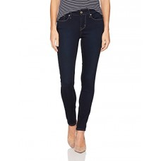 Signature by Levi Strauss & Co. Gold Label Women's Modern Skinny Jeans, Mascara, 8 Short