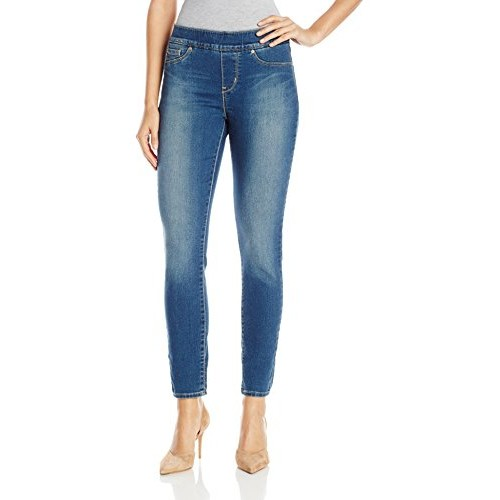 Signature by Levi Strauss & Co Women's Totally Shaping Pull