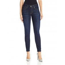 Signature by Levi Strauss & Co Women's Totally Shaping Skinny Jeans, Gala, 6 Medium