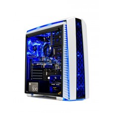 Skytech Gaming ST-ARCH-II-001 [GAMER'S CHOICE] SkyTech Archangel II Gaming Computer Desktop PC AMD Ryzen 5 1400,GTX 1050 TI 4GB, 1TB HDD,16 GB DDR4...