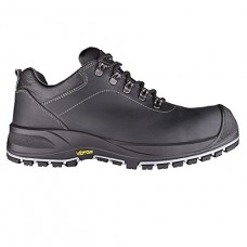 Snickers SG7400339 Atlas S3 Safety Shoe, 39, Black