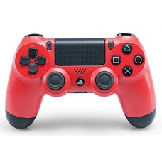 DualShock 4 Wireless Controller for PlayStation 4 - Magma Red [Old Model]