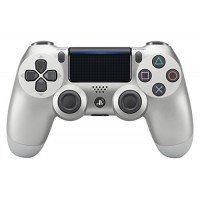 DualShock 4 Wireless Controller for PlayStation 4 - Silver