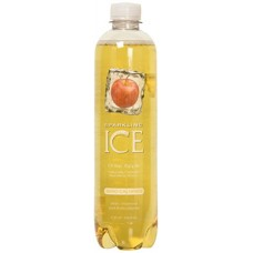 Sparkling Ice Crisp Apple, 17 Fl Oz Bottles (Pack of 12)