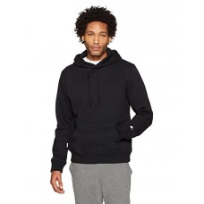 Starter Men's Pullover Hoodie, Prime Exclusive, Black, Large