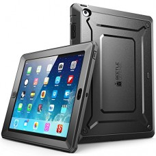 iPad 4 Case, SUPCASE [Heavy Duty] Apple iPad Case [Unicorn Beetle PRO Series] Full-body Rugged Hybrid Protective Case Cover with Screen Protector f...
