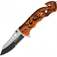 Tac Force TF-498OC Outdoor Assisted Opening Folding Knife 4.75-Inch Closed
