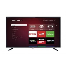 "TCL 40FS3800 40"" 1080p Smart LED TV, Certified Refurbished (2015)"