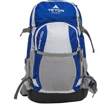 TETON Sports Oasis 1200 3-Liter Hydration Backpack; Day Pack Perfect for Hiking, Cycling, Biking, Climbing, Hunting, Running, and Outdoor Activitie...