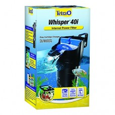 Tetra Whisper In-Tank Filter 40i with BioScrubber for 20-40 gallon aquariums (25818)