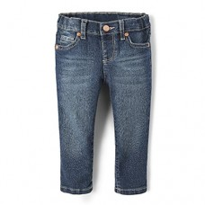 The Children's Place Baby Girls Skinny Jeans, Blues Wash 3538, 12-18MOS