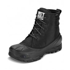 The North Face Men's Tsumoru Boots - tnf black/dark shadow grey, 9 youth