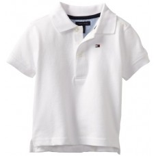 Tommy Hilfiger Baby Boys' Ivy Polo Shirt, White, 24 Months