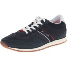 Tommy Hilfiger Men's MARCUS Shoe, Navy, 10.5 Medium US