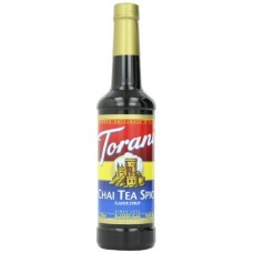 Torani Syrup, Chai Tea Spice, 25.4 Ounce (Pack of 4)