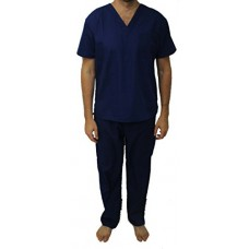 33300M-Navy-XL Tropi Unisex Scrub Sets / Medical Scrubs / Nursing Scrubs,Navy,X-Large