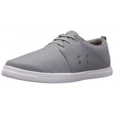 Under Armour Men's Street Encounter IV, Zinc Gray/White/White, 10 D(M) US