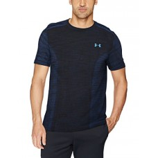 Under Armour Men's Threadborne Seamless T-Shirt, Mediterranean (437)/Mediterranean, XX-Large