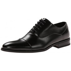 Kenneth Cole Unlisted Men's Half Time Oxford, Black, 11 M US