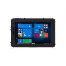 Vanquisher 8-Inch Ultra Rugged Tablet PC (2nd Gen), Windows 10 / Intel Quad Core CPU / GPS GNSS / Gorilla Glass Panel / IP67 Waterproof, For Enterp...