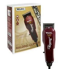 Wahl Professional 5-Star Balding Clipper #8110 – Great for Barbers and Stylists – Cuts Surgically Close for Full Head Balding – Twice the Speed of ...