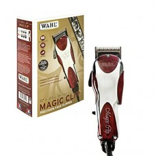 Wahl Professional 5-Star Magic Clip #8451 – Great for Barbers and Stylists – Precision Fade Clipper with Zero Overlap Adjustable Blades, V9000 Cool...