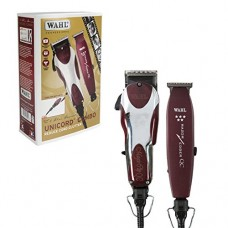 Wahl Professional 5-Star Unicord Combo #8242 – Reduce Your Cord Clutter! – Features the Magic Clip and Razor Edger – Great for Fading, Blending, an...