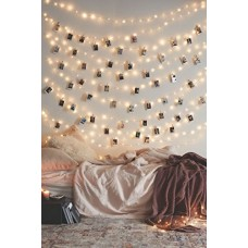 20 LED Photo Clip String Lights Home Decor Indoor/Outdoor, Battery Powered String Lights Lamp for Home/Party/Christmas Decoration Christmas Birthda...