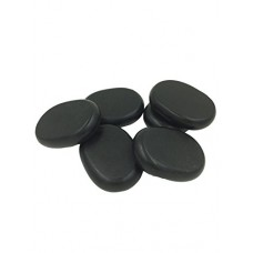Zabrina Personal Large Massage Stone Set Basalt Hot Rocks Stones, 2.36 In 3.15 In