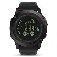 Smart Sports Watch, Zeblaze VIBE3 Men Boys Nylon Digital Outdoor Sports Smartwatch with Waterproof IP67, Pedometer, Calorie Counter for Android and...