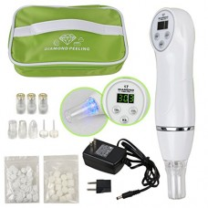 ZENY Portable Digital Microdermabrasion Diamond Dermabrasion Pen Vacuum Massage Skin Peeling Beauty Equipment